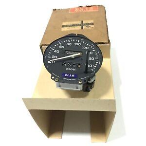 DATSUN NISSAN BLUEBIRD 810 180B Speedometer Mile pers Hour Genuine Parts NOS JP