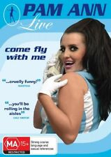 Pam Ann Live - Come Fly With Me (DVD, 2009) Ex Rental