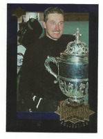 1995-96 Upper Deck Wayne Gretzky Collection #G11 Wayne Gretzky Los Angeles Kings