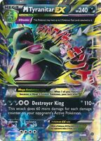 M Tyranitar EX 43/98 - Ultra Rare - XY Ancient Origins - Pokemon Single Card NM