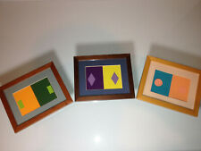 Three Cut Paper Studies of Josef Albers by dru999.