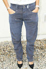 pantalon pant M + F GIRBAUD sextan velvet sky T 29 38-40 NEUF prix boutique 260€