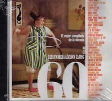 Gary Puckett Ben E King The Foundations Recordando Los 60s CD New Sealed