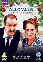 'Allo 'Allo: The Christmas Specials DVD (2014) Gordon Kaye cert PG ***NEW***