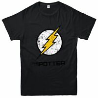 The Potter, Flash T-Shirt, Harry Potter Fantasy Movie Inspired Tee Top