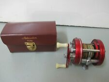 Vintage Abu Ambassadeur No.5000 reel with case case! # 368474