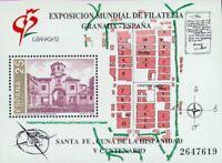 [CF6138] España 1991, HB Exposición Mundial de Filatelia (MNH)