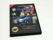 2004 Suzuki Aerio Grand Vitara Swift Verona XL7 Ignis Super 1600 Rally Press Kit