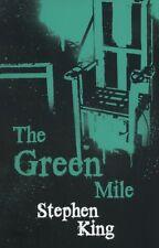 Stephen King The Green Mile Neu Grün Stuhlbezug Freier Versand
