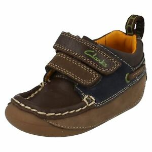 Clarks Boys First Shoes Crusher