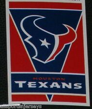 Fremont Die 94663B Houston Texans House Banner 28 X 40 In. 1 Sided