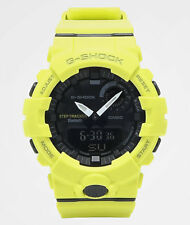 Orologio Casio G-Shock GBA-800-9AER G-SQUAD Bluetooth Step Tracker Novità 2018