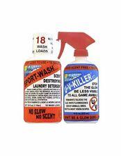 Eyes Uv Killer /Sport Wash Combo Hunting Supplies Premium quality Effective Safe