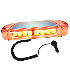 HQRP Mini barra de luz estroboscópica 24 LED, luz de alta potencia / emergencia