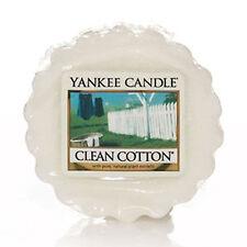 Yankee Candle Pur Coton(r) 10 Tartes De Cire