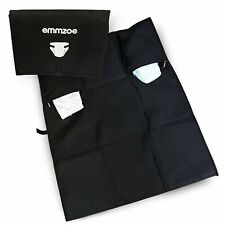 Emmzoe Diaper Changing Mat Pad w/ Storage Pockets - Portable Rollable Light