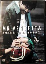 Dvd Mr. Vendetta - Sympathy for Mr. Vengeance di Chan-wook Park 2002 Usato