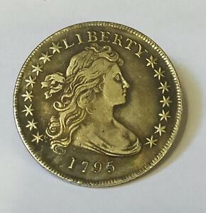 ETATS-UNIS - PIECE DE 1 DOLLAR 1795 Draped Bust USA Coin