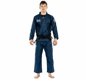 Fuji Suparaito Lightweight Mens Brazilian Jiu-Jitsu BJJ Gi - Worldwide Navy
