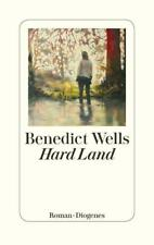 Hard Land - Benedict Wells - 9783257071481 PORTOFREI