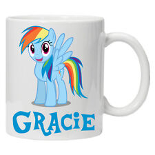 Personalised My Little Pony Mug/Cup Perfect Gift Birthday Xmas Adult/Child Sizes