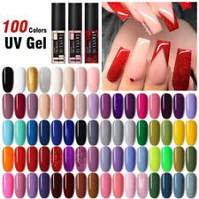 LILY CUTE 5ml Holographics Glitter UV Gel Nail Polish Soak Off Nail Art Varnish