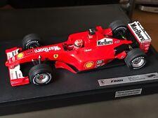 """F1 Ferrari F2001 """"Marlboro"""" , Michael SCHUMACHER, 1/18 avec boite d'origine"""