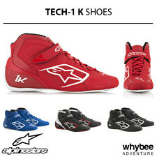 2712018 Alpinestars 2020 TECH-1 K Kart Racing Karting Boots Microfibre 5 Colours