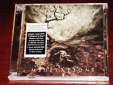 Kataklysm: Meditations CD + DVD Set 2018 Nuclear Blast Records USA NB 4438-2 NEW