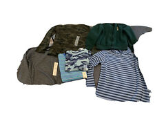 Boys Size 6/7 Lot Of Mixed Clothing Barely Worn or New With Tags