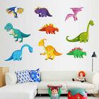 Cute Dinosaur Wall Stickers Kids Boys Nursery Home Decor Art Mural Wall Decal