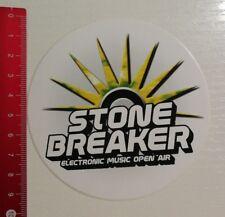 Aufkleber/Sticker: Stone Breaker Electronic Music open Air (250317108)