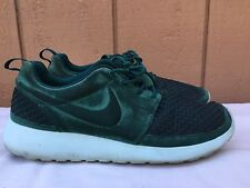 Nike Rosherun Woven Dark Atomic Teal Green 555602-334 Mens US Sz 7.5 EU 40.5