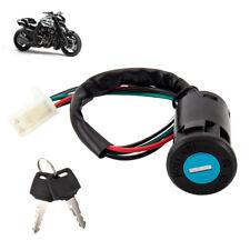 Llave Arranque Contacto Interruptor Encendido de Motocicleta ATV, Moto de Cross