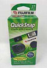 Fujifilm Quicksnap 400 Flash Camera ~ 27 exposure ~ new