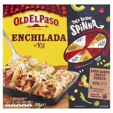 Old El Paso Enchilada Kit Mild 520g