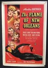 NAUGHTY NEW ORLEANS 01 VINTAGE B-MOVIE REPRODUCTION ART PRINT A4 A3 A2 A1