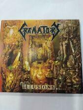 Crematory - Illusions (Digipack) CD Usado En Buen Estado, Gothic Metal