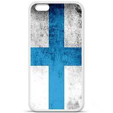 Coque housse étui tpu gel motif drapeau Marseille Iphone 6
