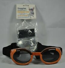 DOGGLES Dog Goggles and Replacement Lenses Large Shatterproof UV
