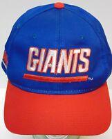 Vtg 1990s New York GIANTS NY NFL Football SPORTS SPECIALTIES SNAPBACK HAT CAP
