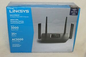 Linksys MR9000-NP Max-Stream Tri-Band AC3000Wi-Fi 5 Router - New!!!