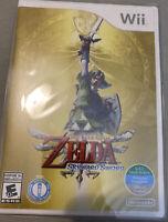 the legend of zelda skyward sword wii game (NEW) (PLEASE READ DESCRIPTION!!!)