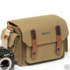 New Herringbone Dslr Camera Shoulder Bag Papas Medium Khaki For Dslr Camera Bag