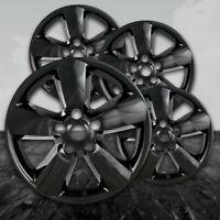 "20/"" Gloss Black Wheel Skin Kit fits 2013-2017 Dodge RAM 1500 ABS 2495 4 pack"