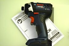 "New 18 volt Bosch 1/4"" IDS181 Compact Tough Impact Driver use 18v BAT619G BAT621"