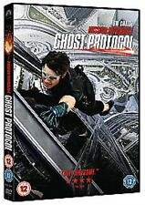 MISSION IMPOSSIBLE -Ghost Protocol Part - 4 Brand New and Sealed UK Region 2 DVD