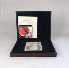 2013 Britannia Five ounce Silver Proof First Strike Coin 5oz  [Ref: PGB]