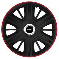 "Simoni Racing Kit 4 Copricerchi Universali da 14"" Maximus GTR in ABS"
