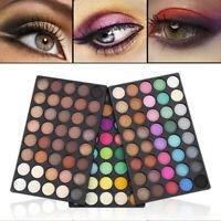 40/120 Colors Eyeshadow Eye Shadow Palette Makeup Kit Set Make Up Professional